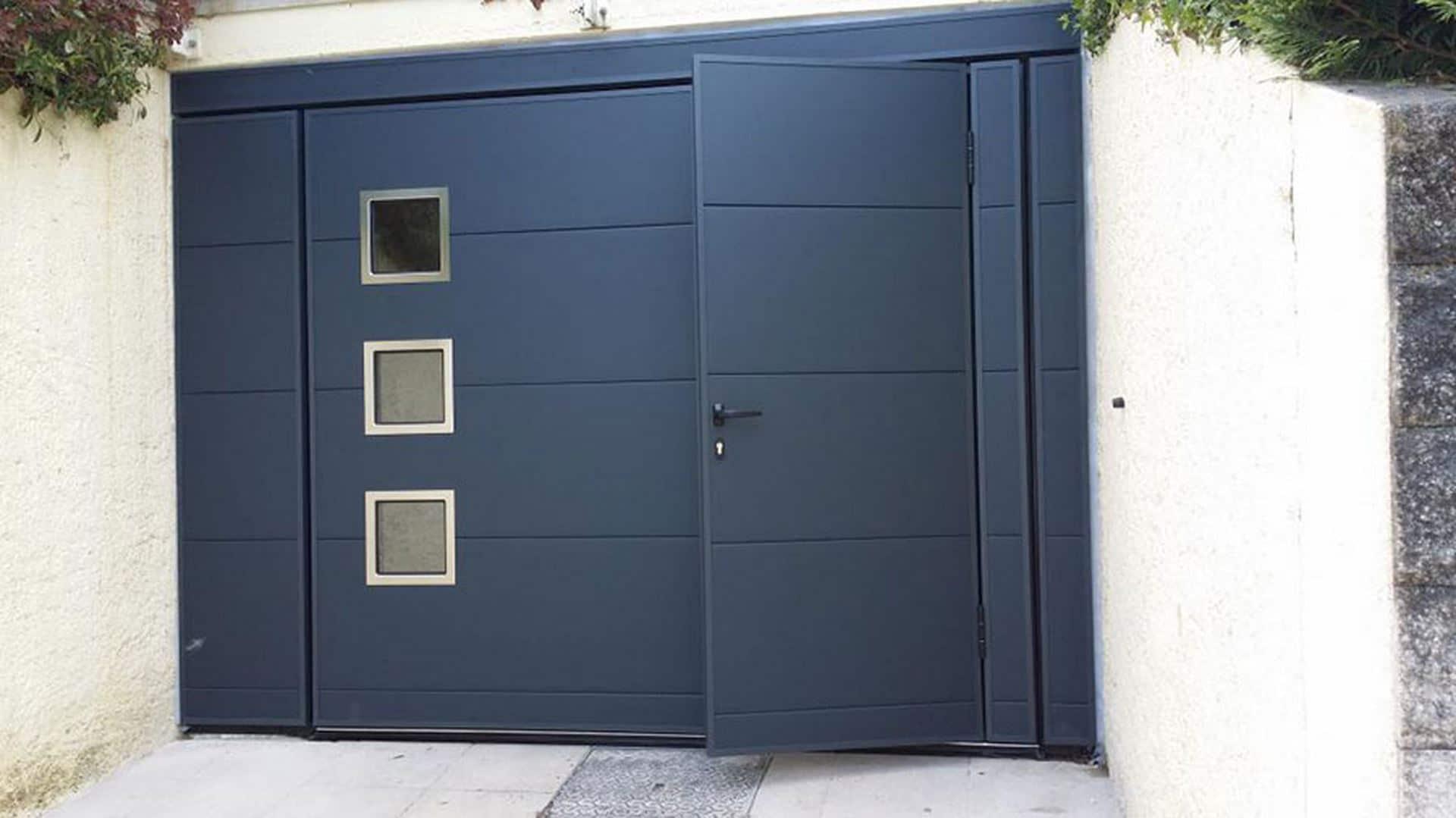 Porte De Garage Basculante Guide Menuiserie
